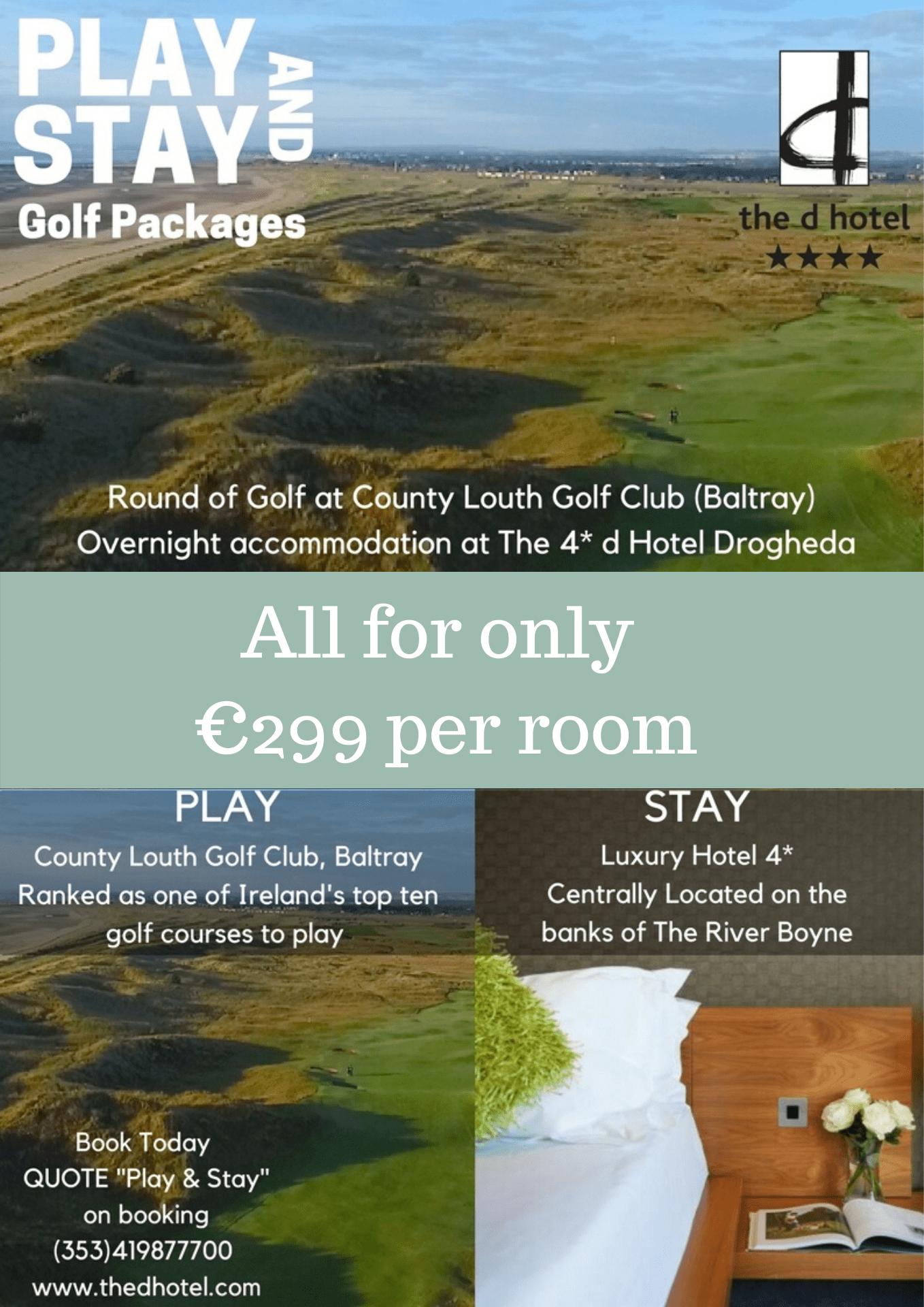 golf smaller